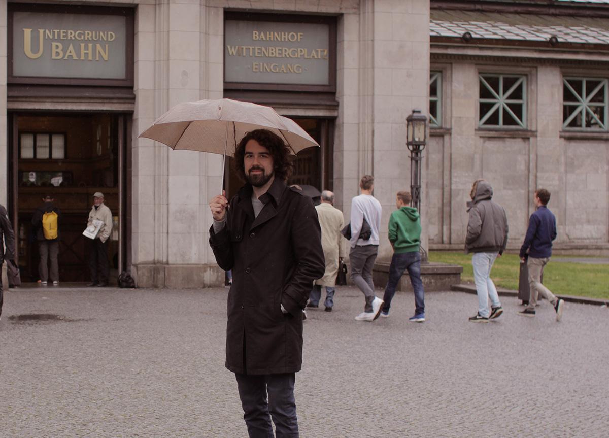 Regenschirmautor